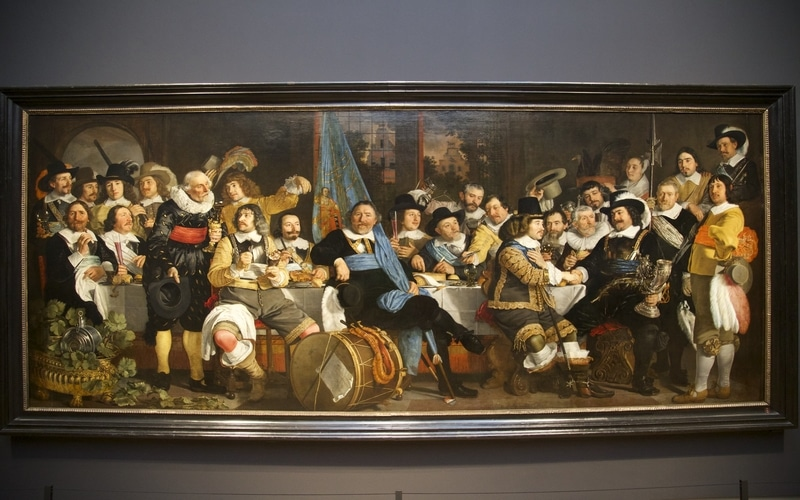 Rijksmuseum Tarihçesi