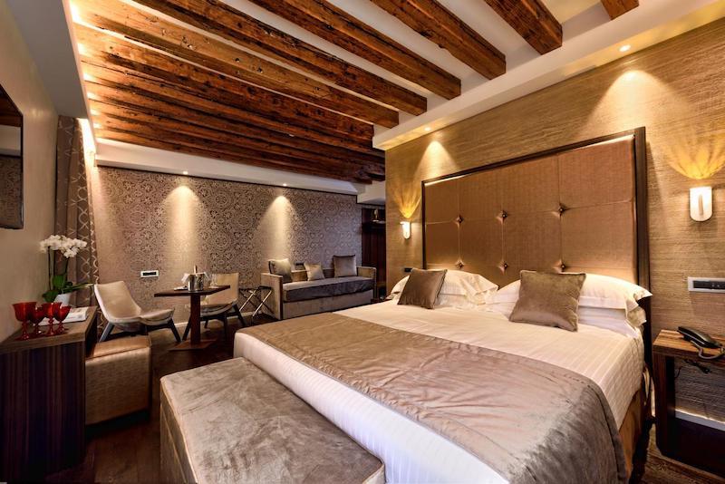 Rosa Salva Hotel - San Marco Meydanı