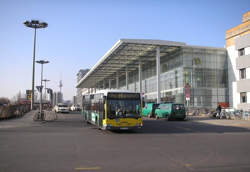 Berlin Havaalanı'ndan Şehir Merkezine Ulaşım