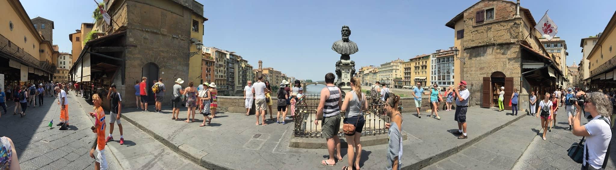 Ponte Vecchio Floransa (Eski Köprü)