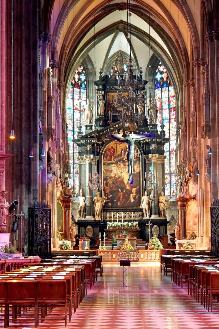 Aziz Stephan Katedrali Mimarisi