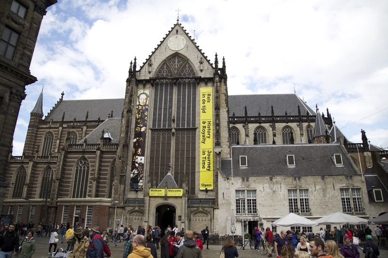 Nieuwe Kerk (Yeni Kilise)