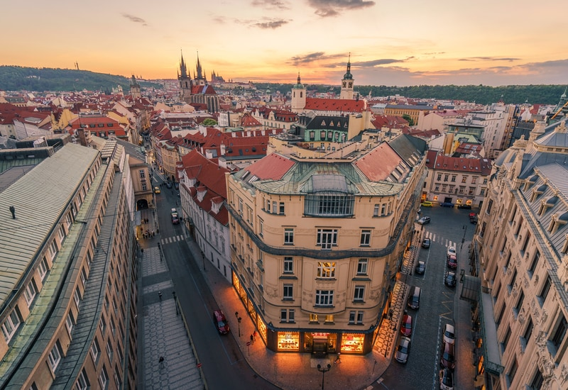 Prag Eski Kent Meydanı Hakkında Bilgiler