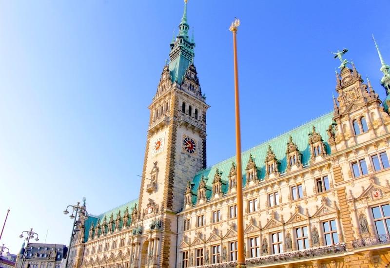 Hamburg Belediye Sarayı