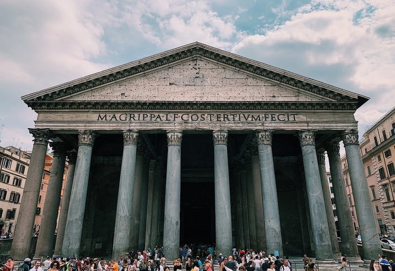 Pantheon giriş ücreti