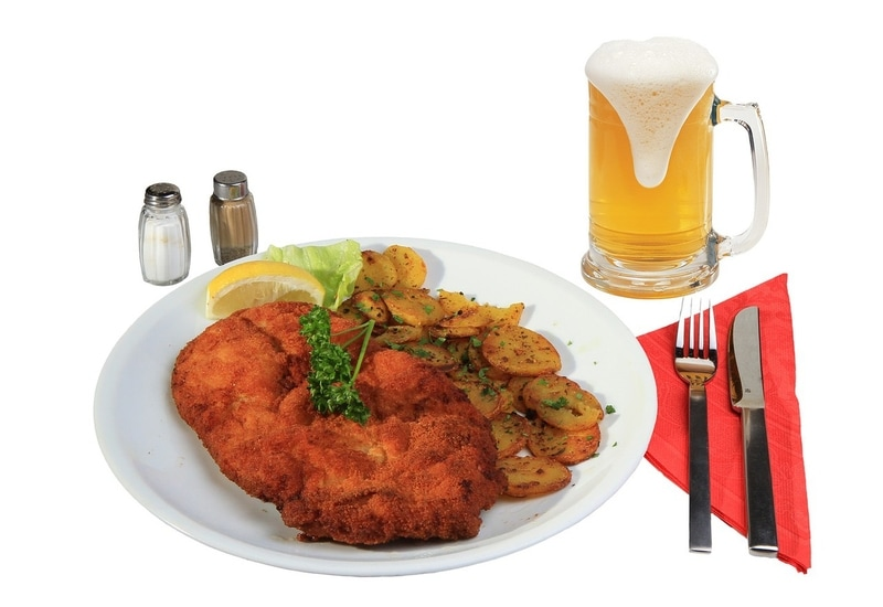 Berlinin en meşhur yemekleri