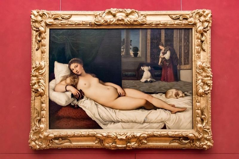 Uffizi Galerisi Önemli Eserler