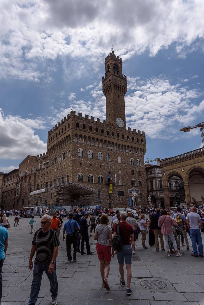 Vecchio Sarayı Tarihçesi