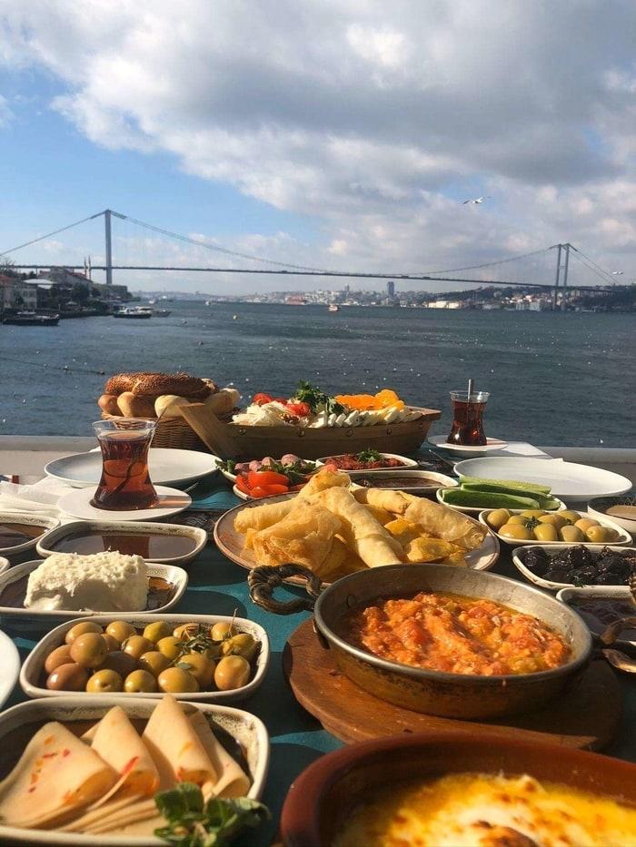 Çengelköy Kahvaltı Mekanları