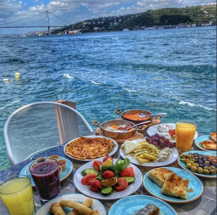 Çengelköy Kahvaltı Yerleri