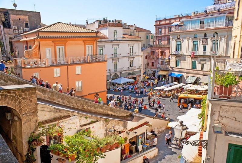 Amalfi Kasabası - Amalfi de gezilecek yerler