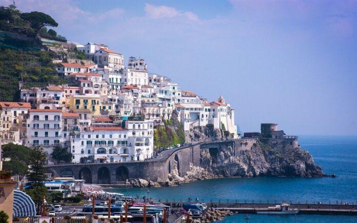 Amalfi de Gezilecek Yerler