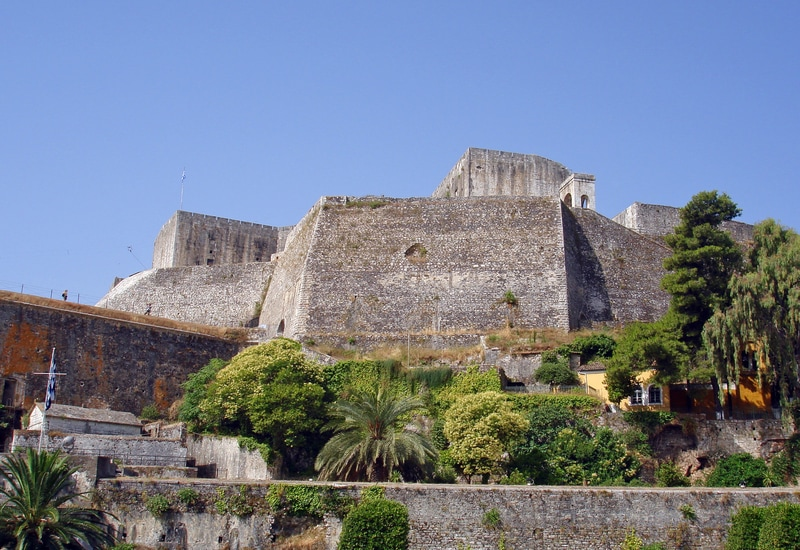 Korfu Yeni Kalesi