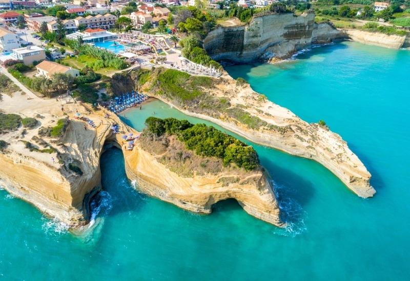 Korfu Adası Gezilecek Yerler Listesi