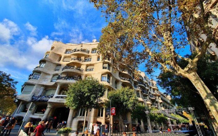 Casa Mila Barselona