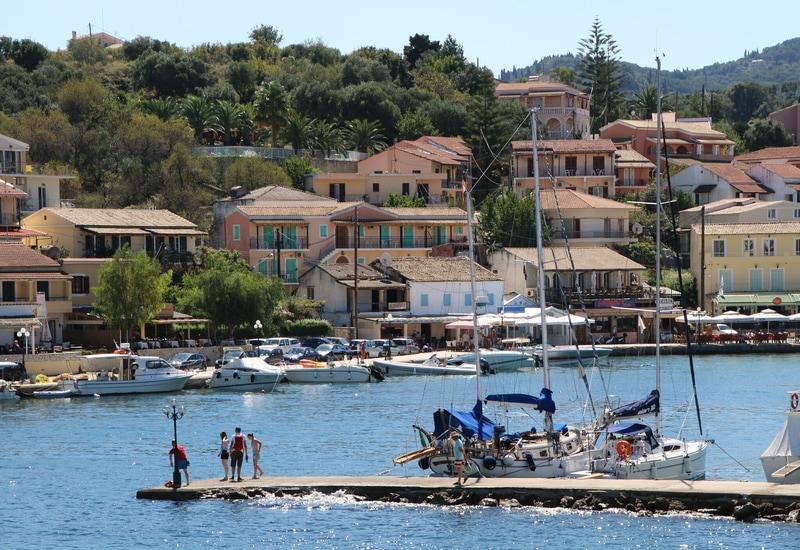 Kassiopi Korfu Adası'nda Görülecek Yerler