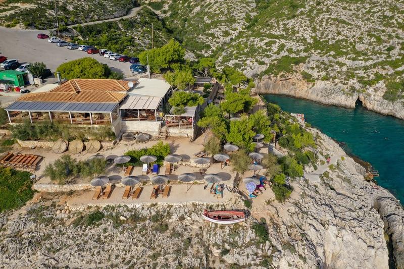 Porto Limnionas - Zakynthos Adası Gezilecek Yerler