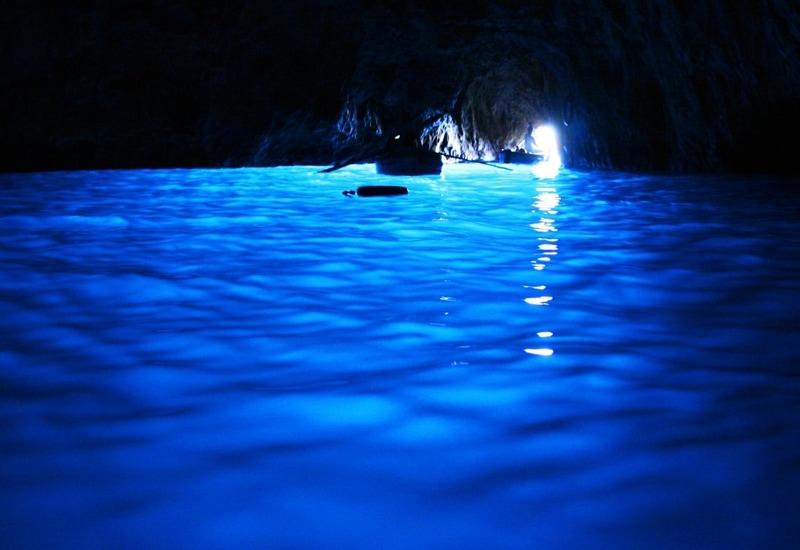 Mavi Mağara (Grotta Azzurra)