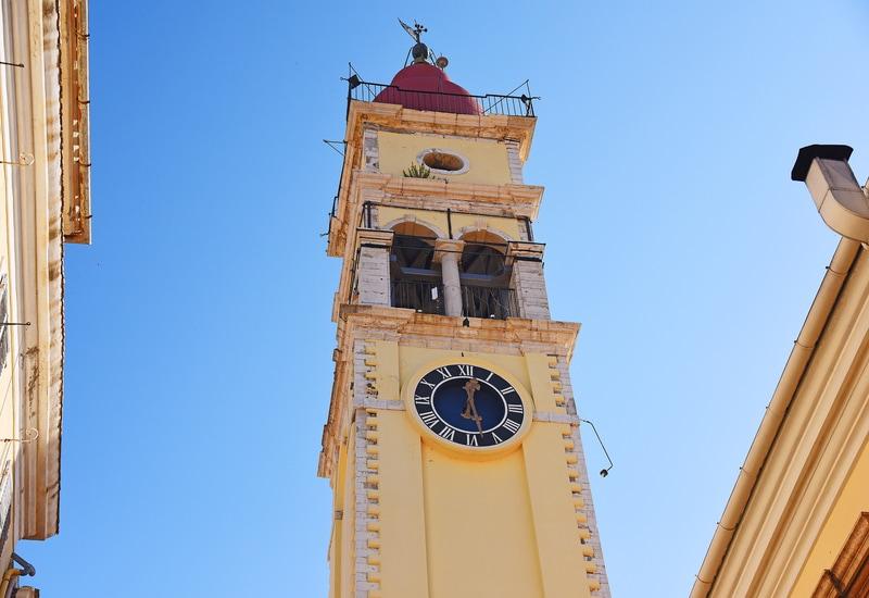 Saint Spyridon Kilisesi - Korfu Gezi Rehberi