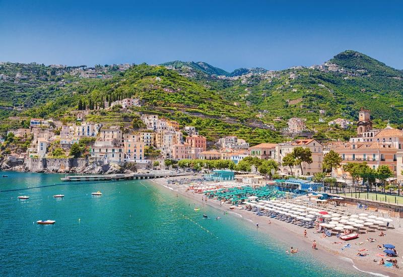 Minori - Amalfi de Gezilecek Yerler