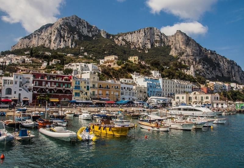 Capri Adası Gezi Rehberi