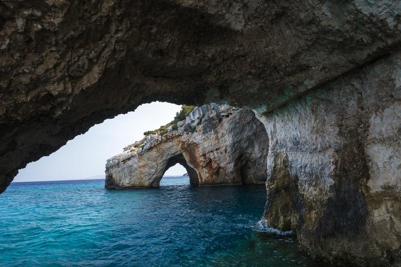 Keri Mağaraları - zakynthos adası gezi rehberi