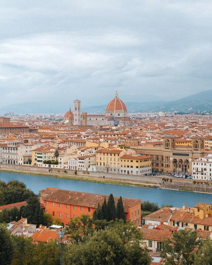 Floransa Gezilecek Yerler Blog