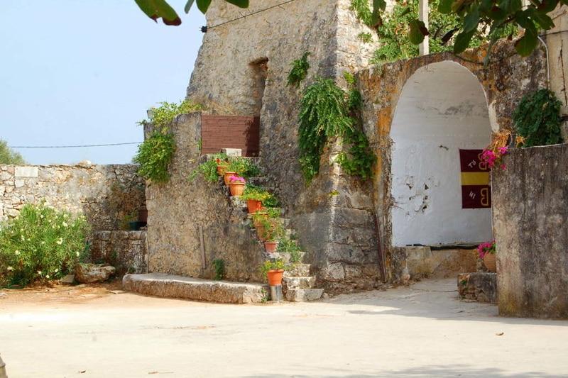 Anafonitria Manastırı - Zakynthos Adası