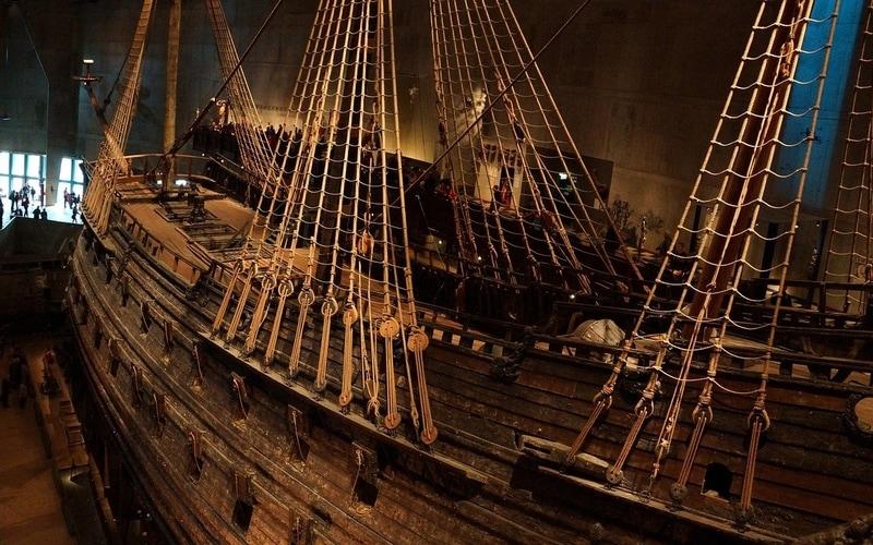 Vasa Müzesi Stockholm