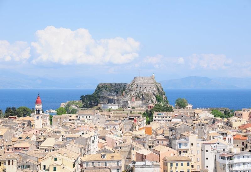Korfu Adası Tarihi