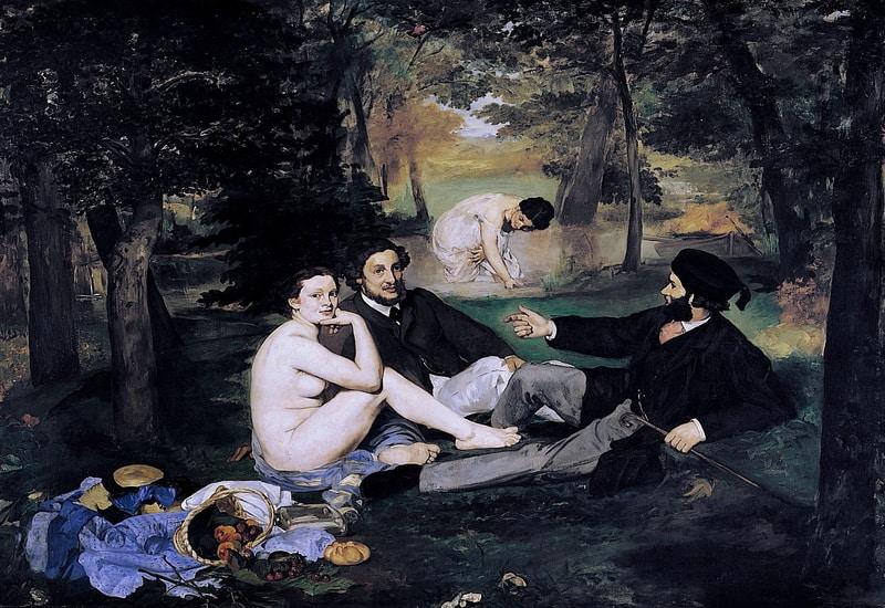 Musee d'orsay eserleri