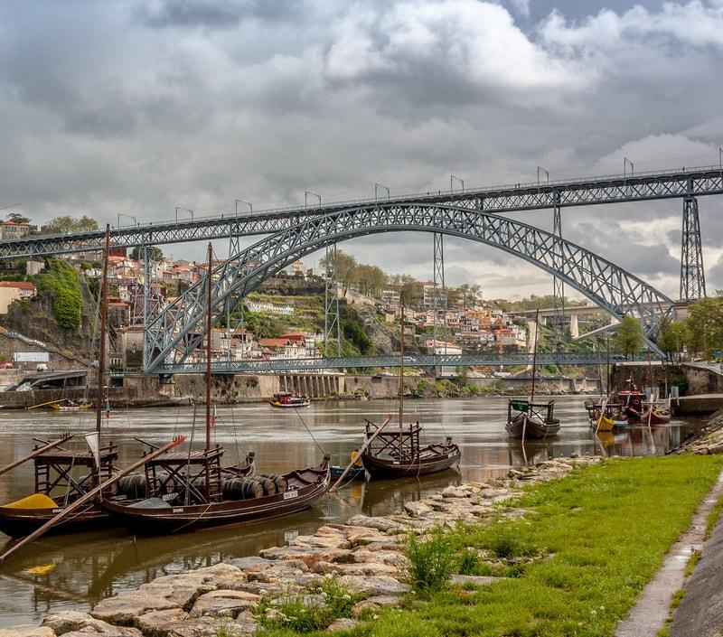 Porto da Görülmesi Gereken Yerler