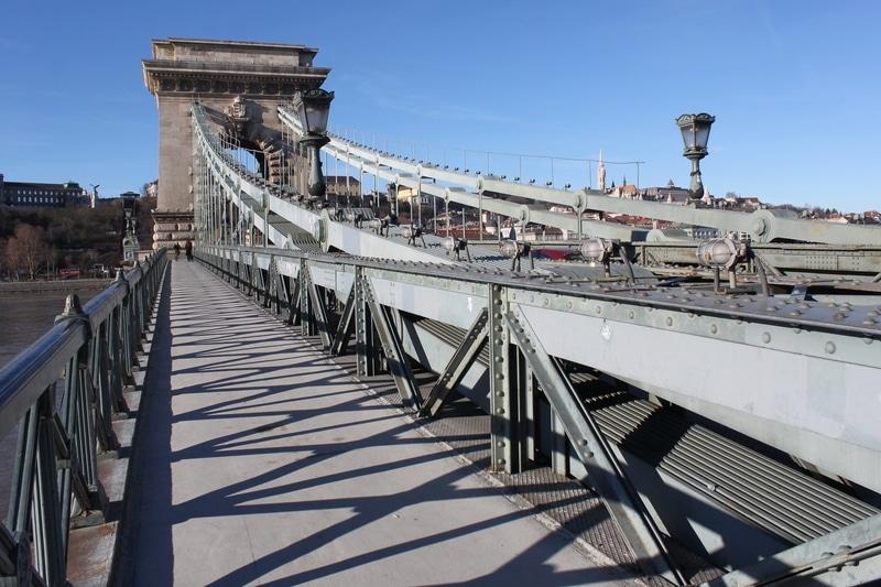 Zincir Köprü Tarihçesi