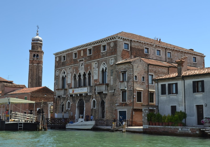 Murano Adası tarihi