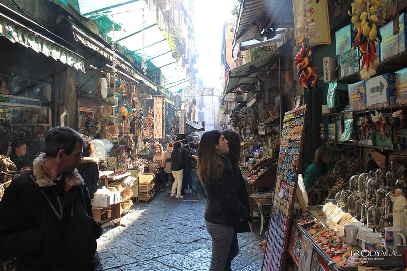 Napoli de gezilecek yerler blog