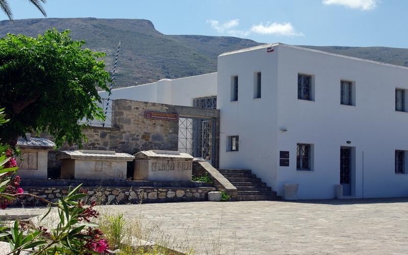 Paros Adası Hakkında Bilgiler