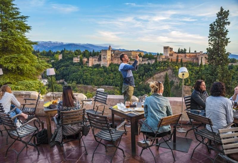 Granada da gezilecek yerler blog