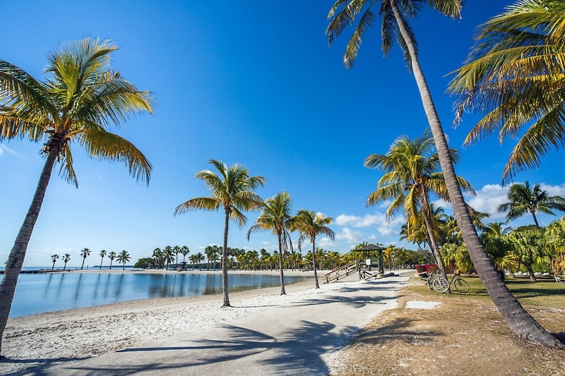 Miami Gezi Rotası - Crandon Park