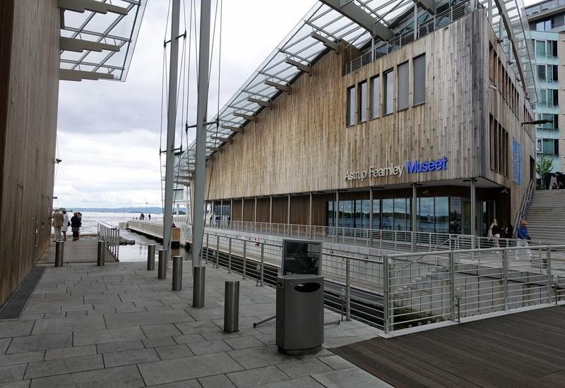 Oslo da Gezilecek Yerler