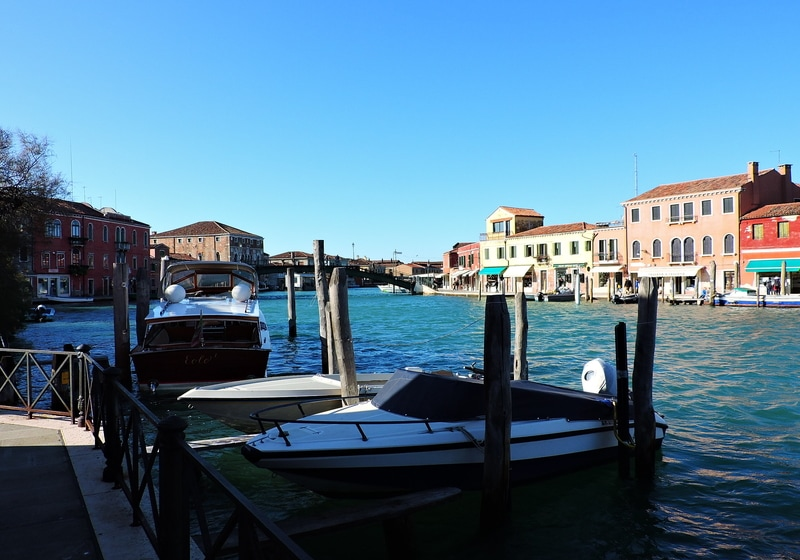 Murano Adası Tarihçesi