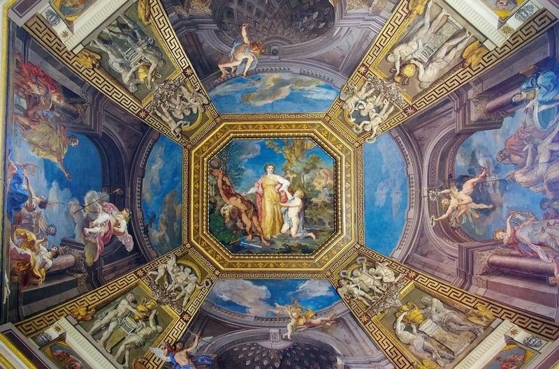 Vatikan Müzesi Tarihçesi