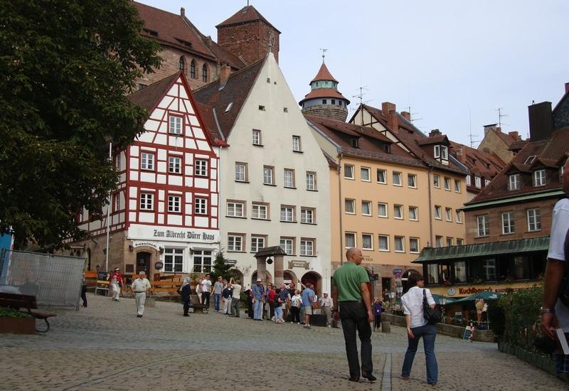Nürnberg Gezilmesi Gereken Yerler