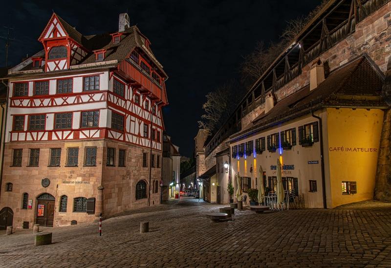Nürnberg Gezilecek Yerler Blog