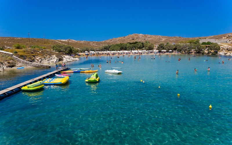 Paros Adası Gezisi