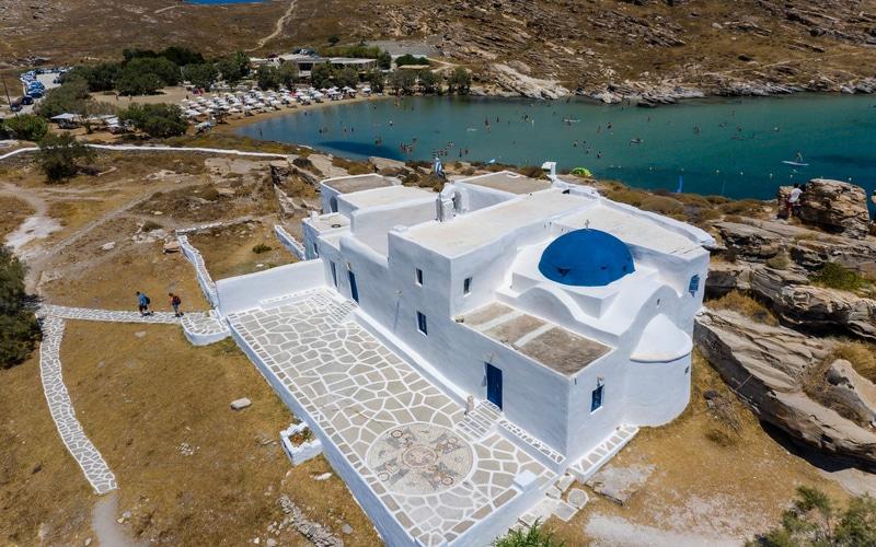 Paros Adası Gezilecek Yerler Listesi