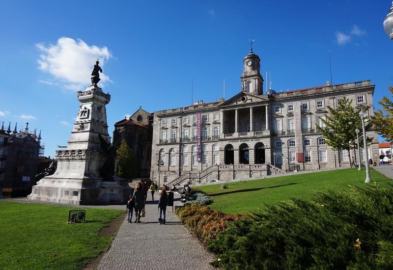 Porto da Görülmesi Gereken Yerler - Bolsa Sarayı