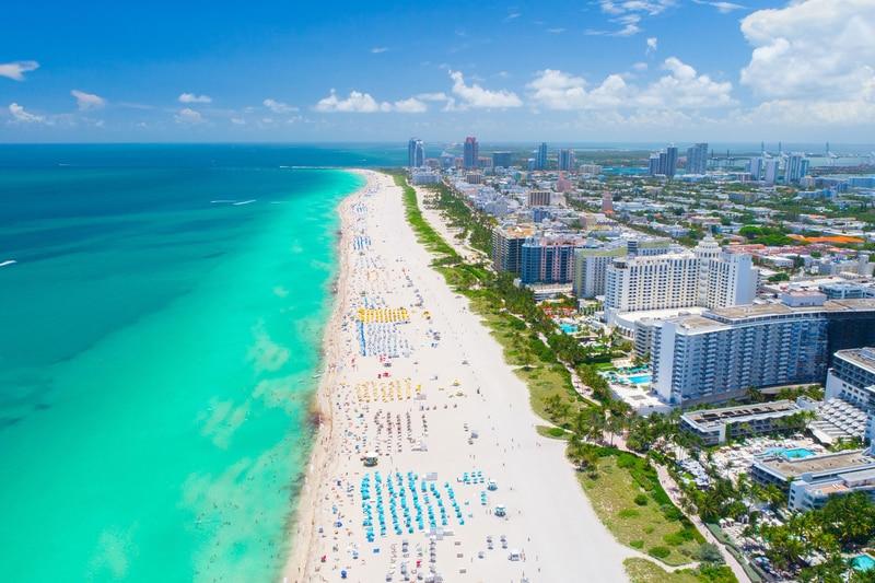 Miami de Görülecek turistik yerler