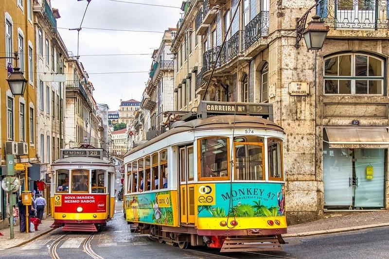 Lizbon da gezilecek yerler blog