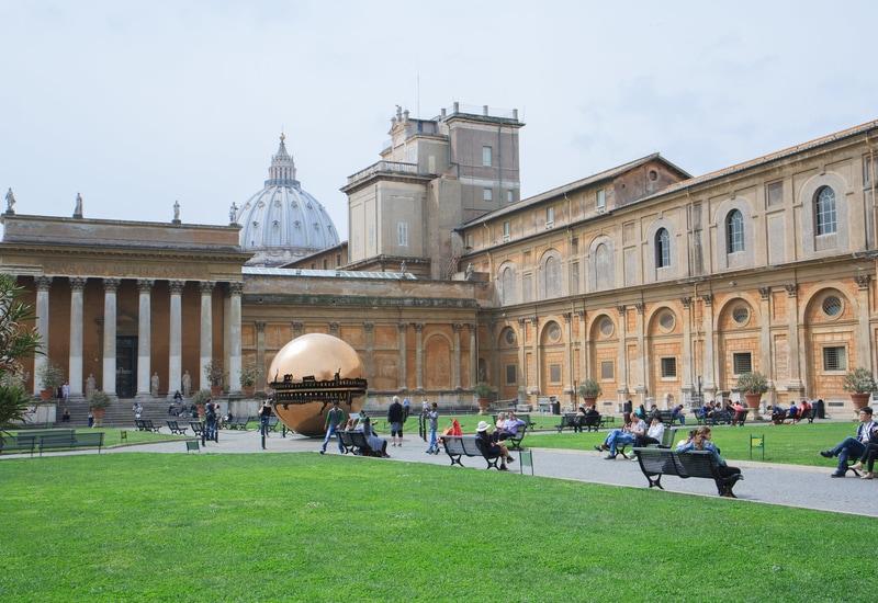 Vatikan Müzeleri Tarihçesi