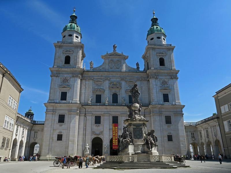 Salzburg Görülecek Yerler Blog